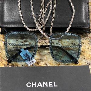 NEW, AUTHENTIC CHANEL 4244 Sunglasses